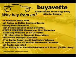 Picture of '96 Corvette located in Atlanta Georgia Offered by Buyavette - LEUU
