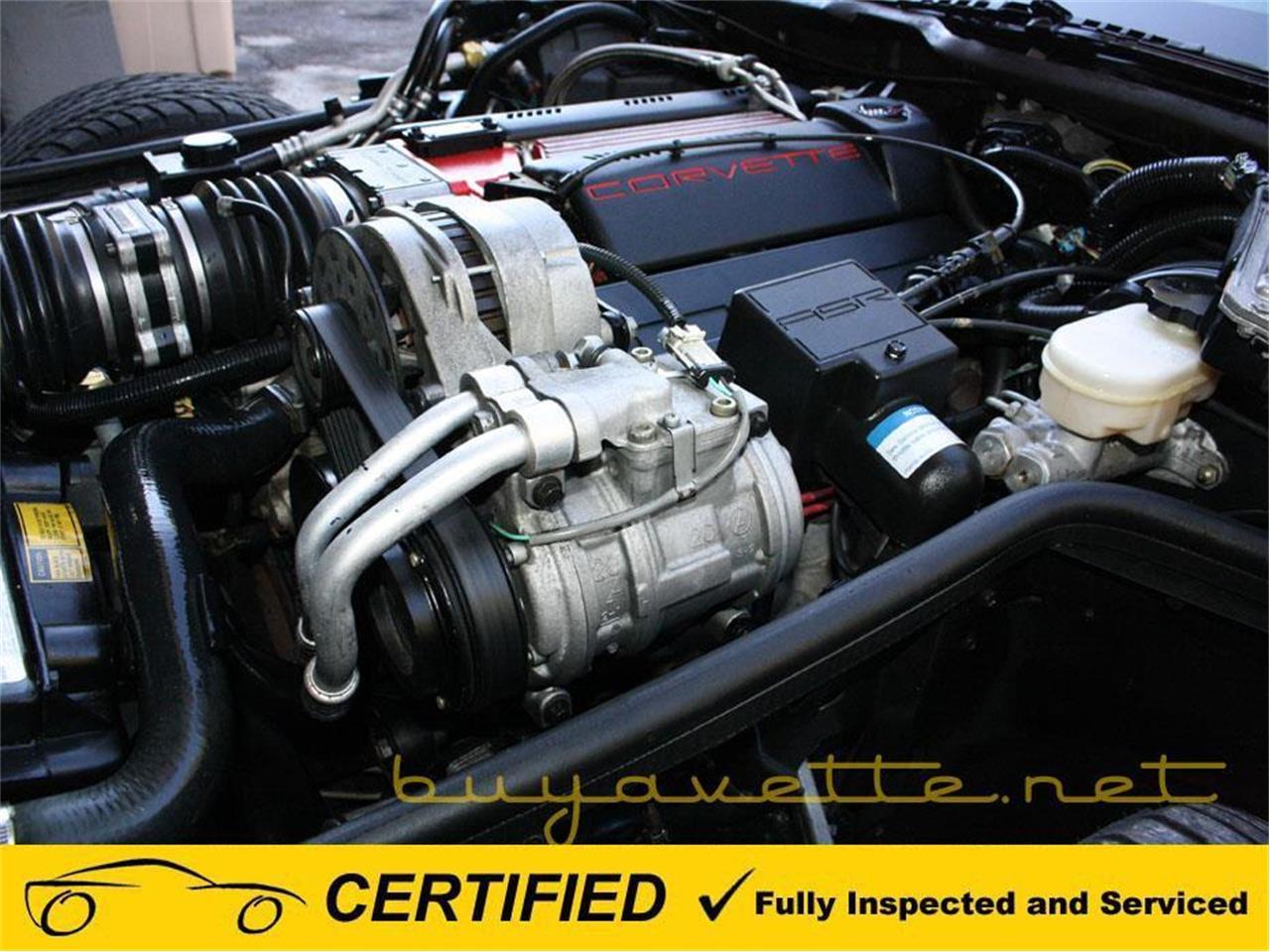 Large Picture of 1996 Chevrolet Corvette - LEUU