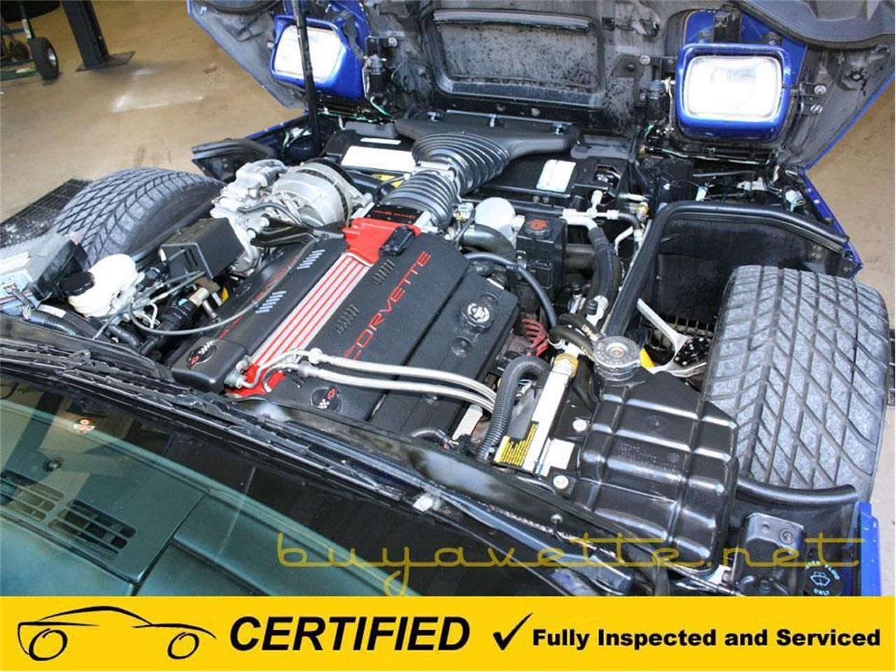 Large Picture of '96 Chevrolet Corvette located in Georgia - LEUU