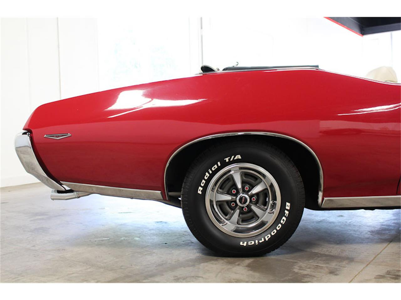 Large Picture of '69 GTO - LEVL