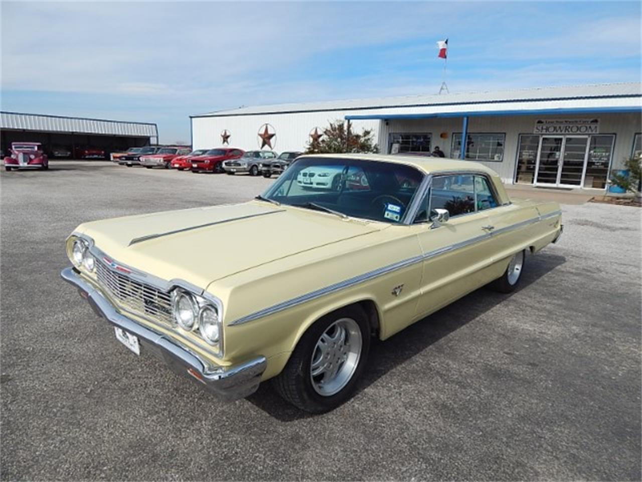 Large Picture of Classic '64 Chevrolet Impala SS - L8L6