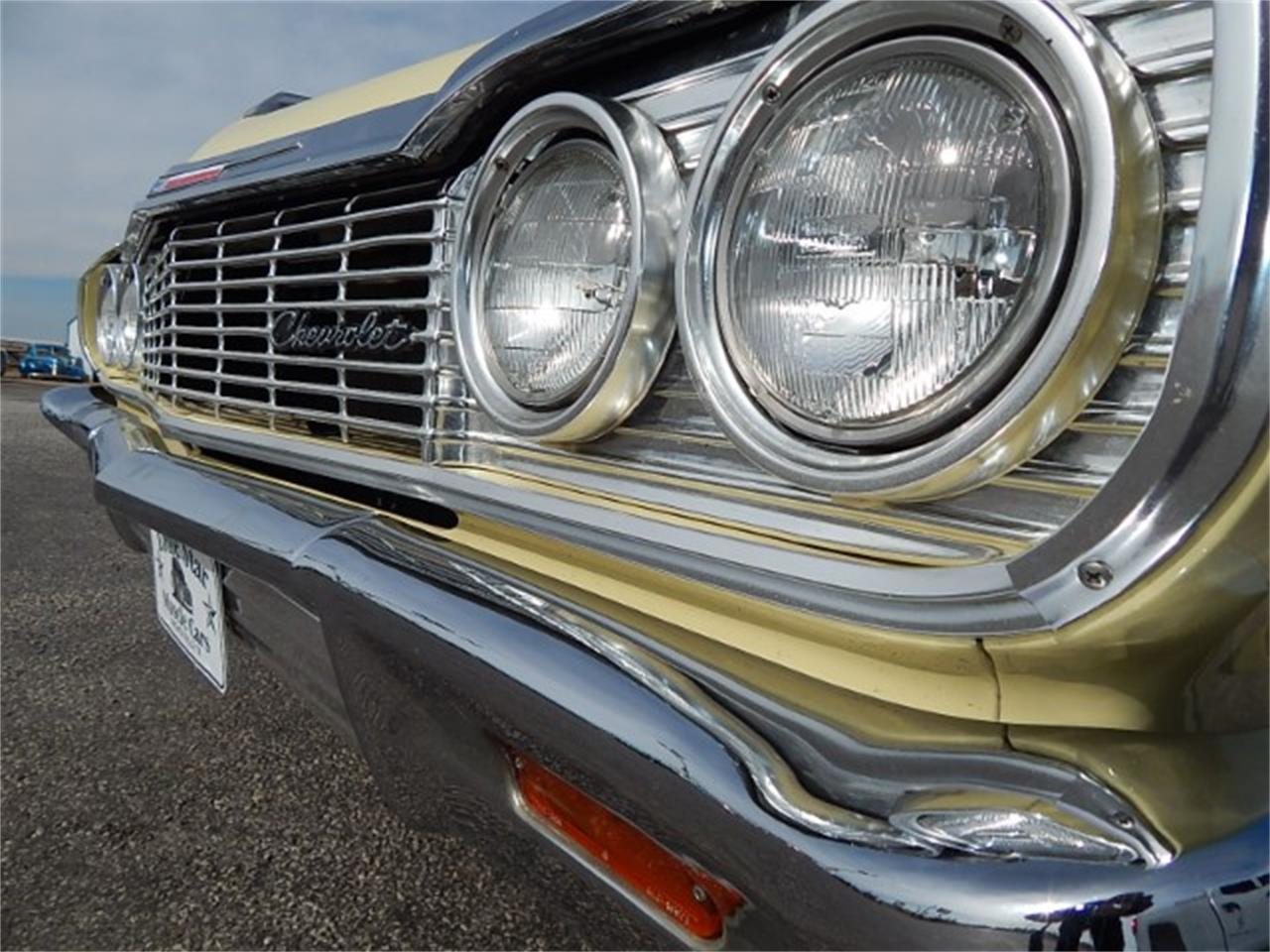 Large Picture of 1964 Chevrolet Impala SS Offered by Lone Star Muscle Cars - L8L6