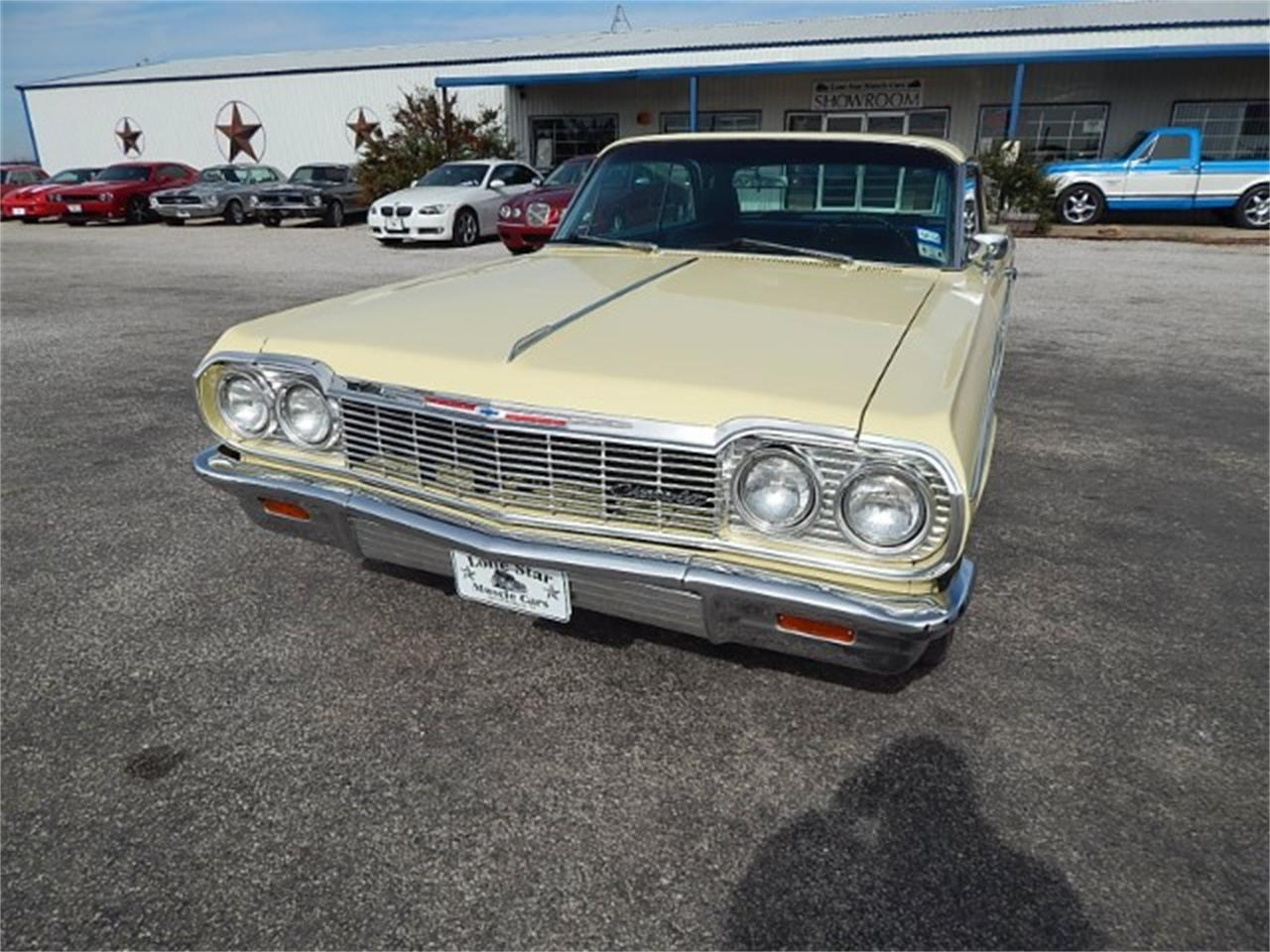 Large Picture of Classic '64 Impala SS located in Wichita Falls Texas Offered by Lone Star Muscle Cars - L8L6