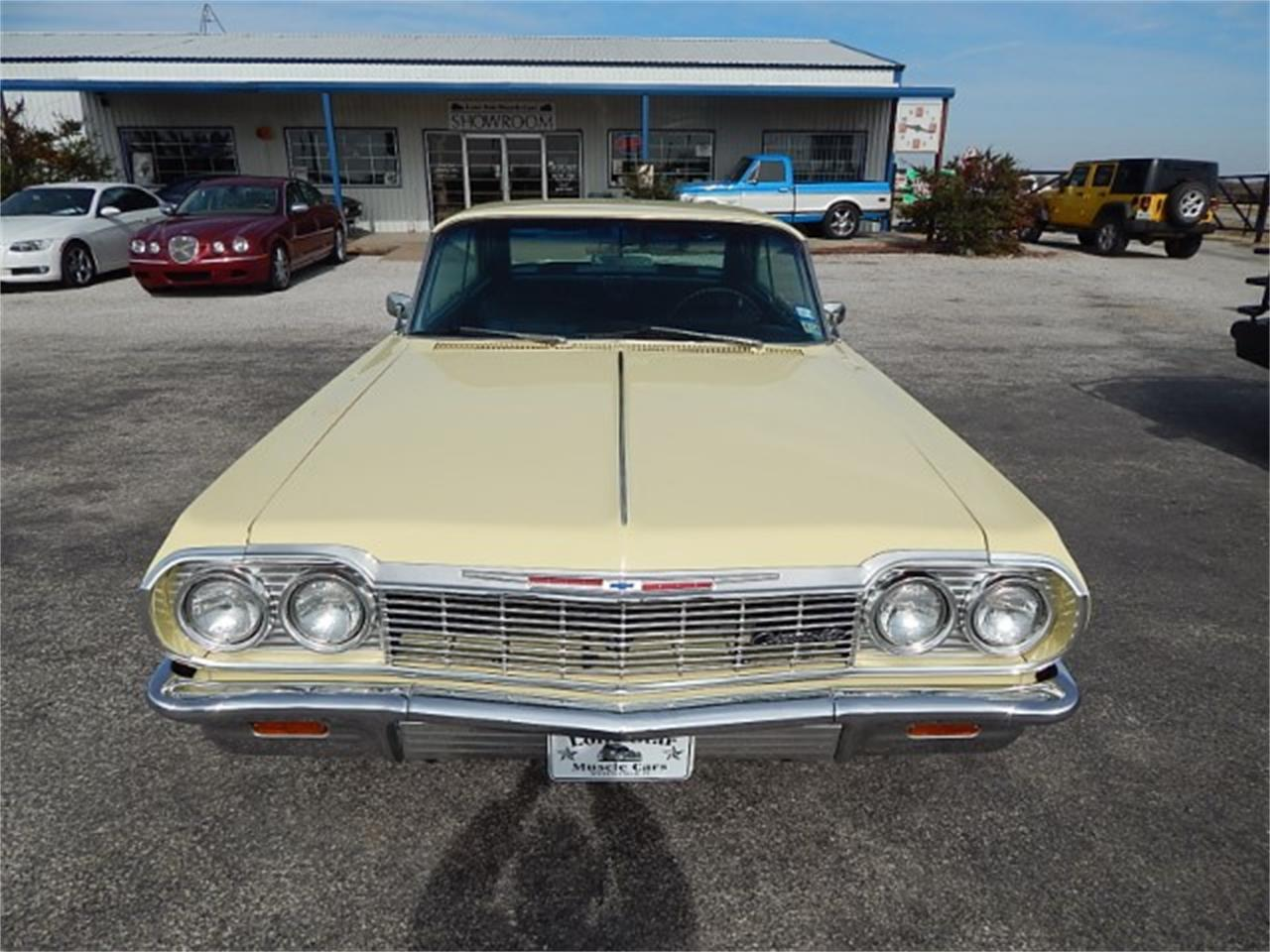 Large Picture of 1964 Impala SS - L8L6