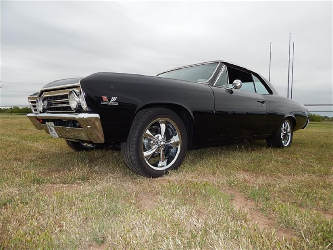 Large Picture of Classic 1967 Chevelle Malibu located in Texas - L8L7