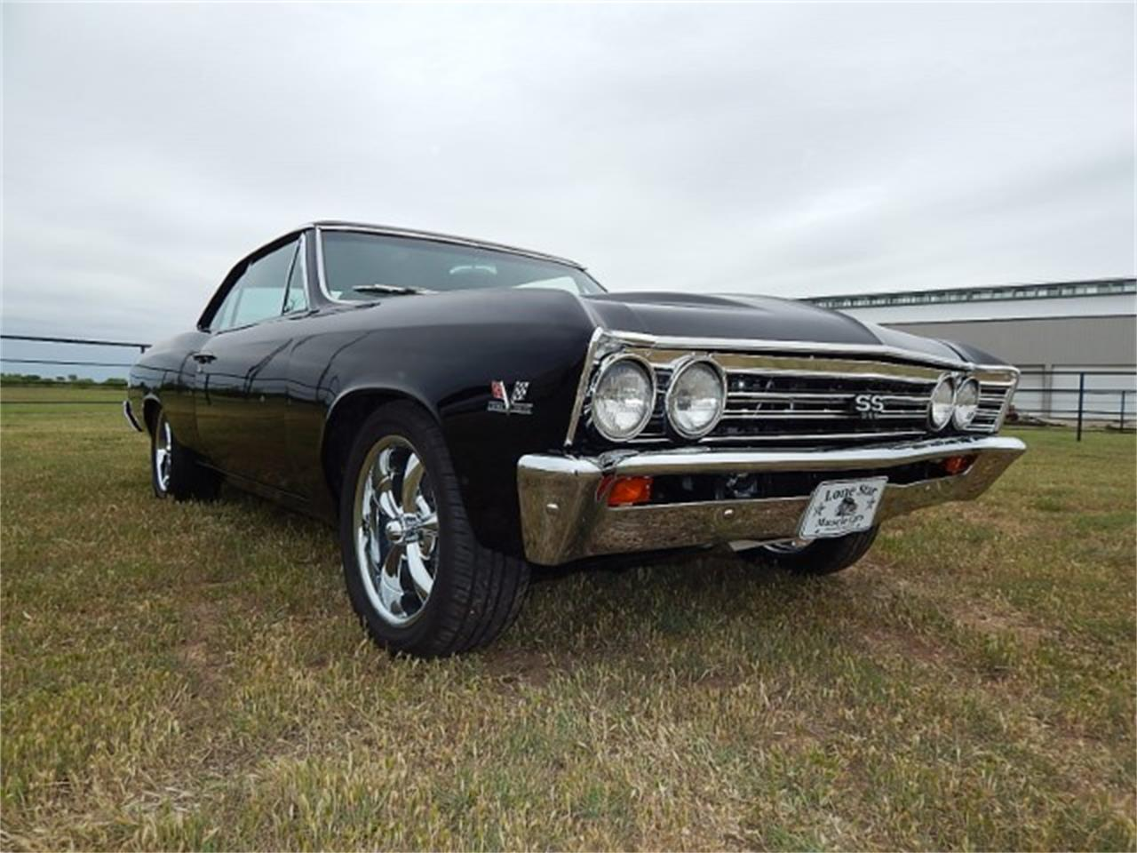 Large Picture of Classic '67 Chevrolet Chevelle Malibu located in Texas - $53,900.00 - L8L7