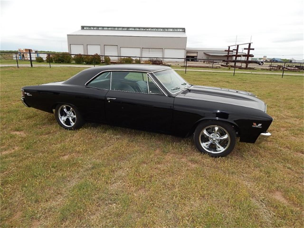 Large Picture of Classic 1967 Chevrolet Chevelle Malibu located in Texas - $53,900.00 Offered by Lone Star Muscle Cars - L8L7