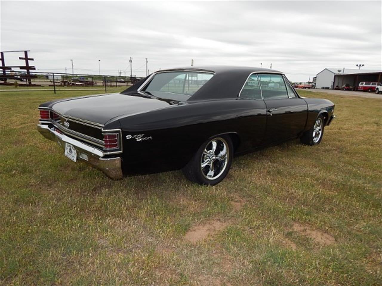 Large Picture of '67 Chevrolet Chevelle Malibu - $53,900.00 Offered by Lone Star Muscle Cars - L8L7
