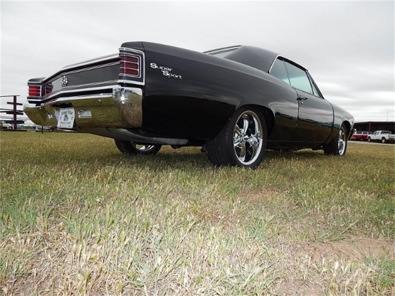 Large Picture of '67 Chevelle Malibu Offered by Lone Star Muscle Cars - L8L7