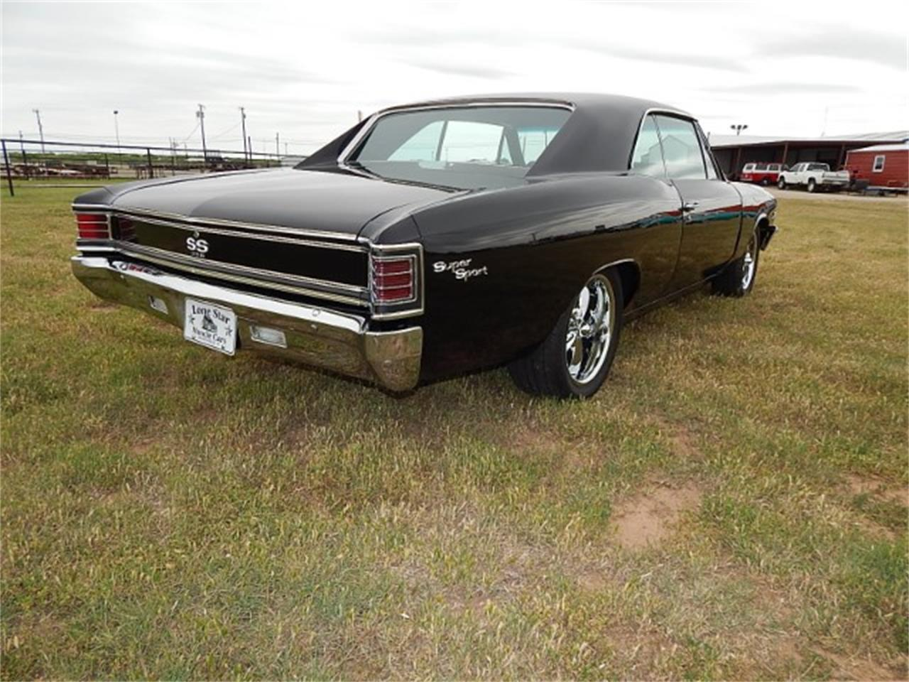 Large Picture of Classic 1967 Chevrolet Chevelle Malibu located in Wichita Falls Texas - $53,900.00 Offered by Lone Star Muscle Cars - L8L7