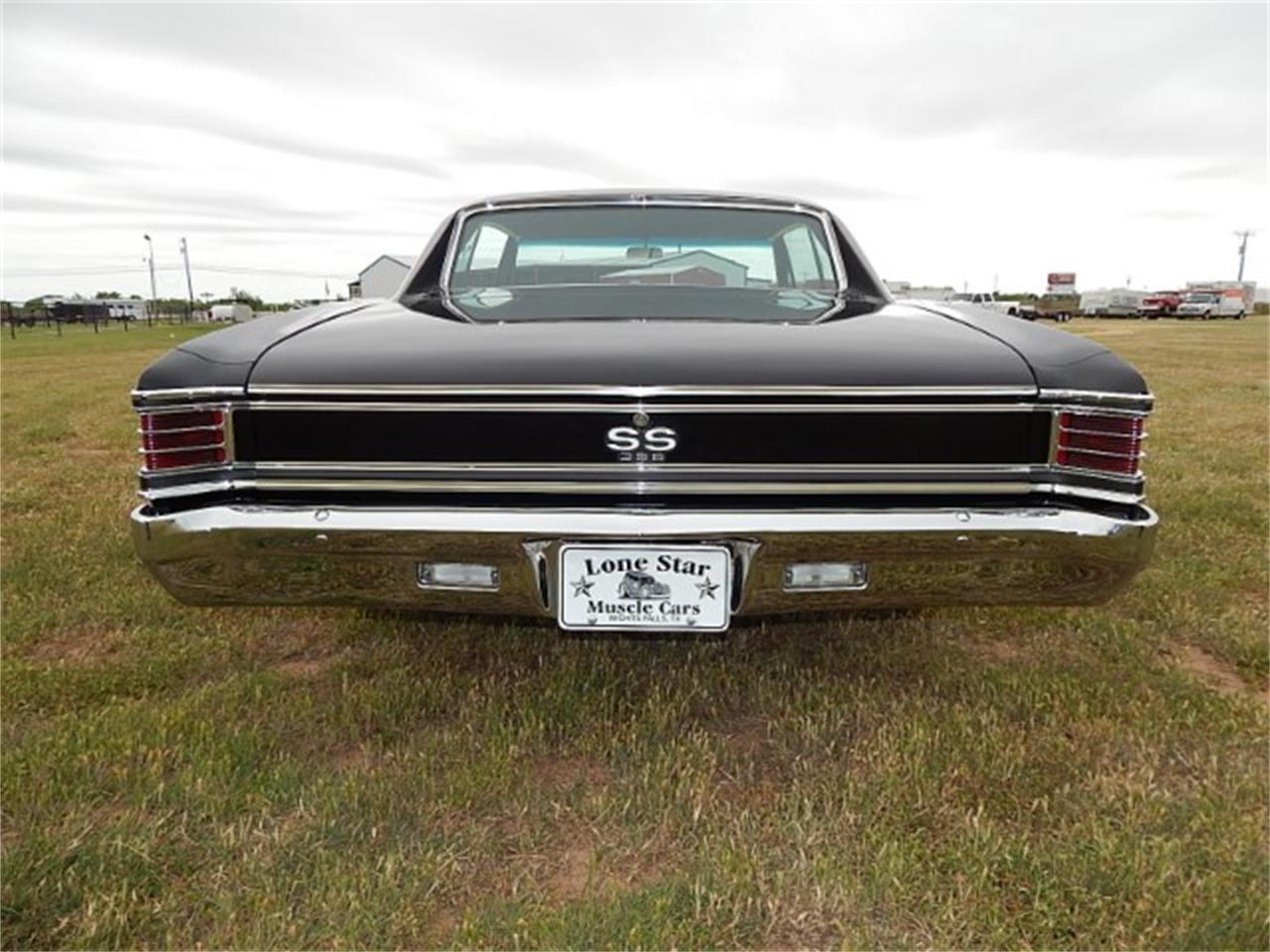 Large Picture of 1967 Chevelle Malibu located in Wichita Falls Texas Offered by Lone Star Muscle Cars - L8L7