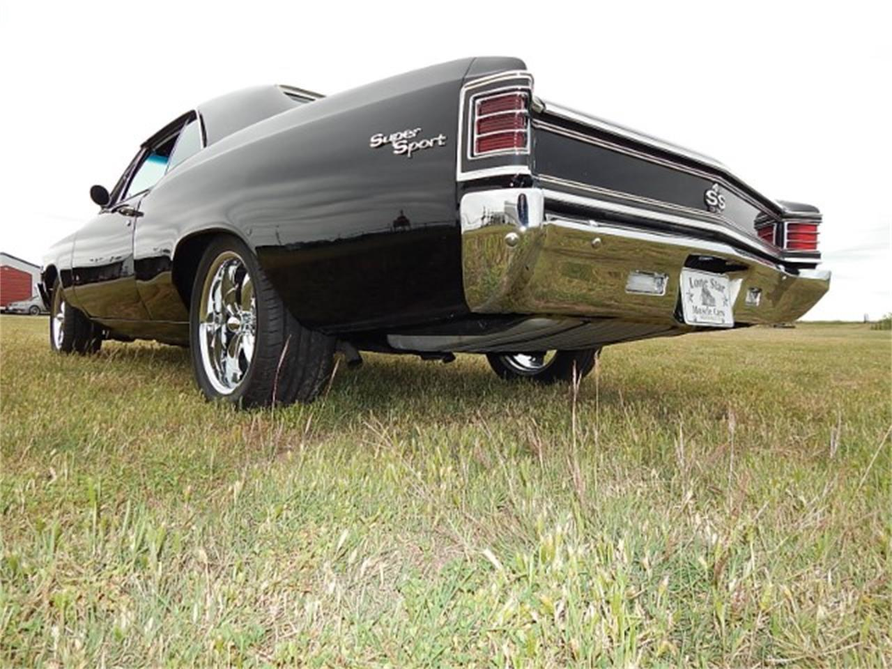 Large Picture of 1967 Chevrolet Chevelle Malibu located in Texas Offered by Lone Star Muscle Cars - L8L7