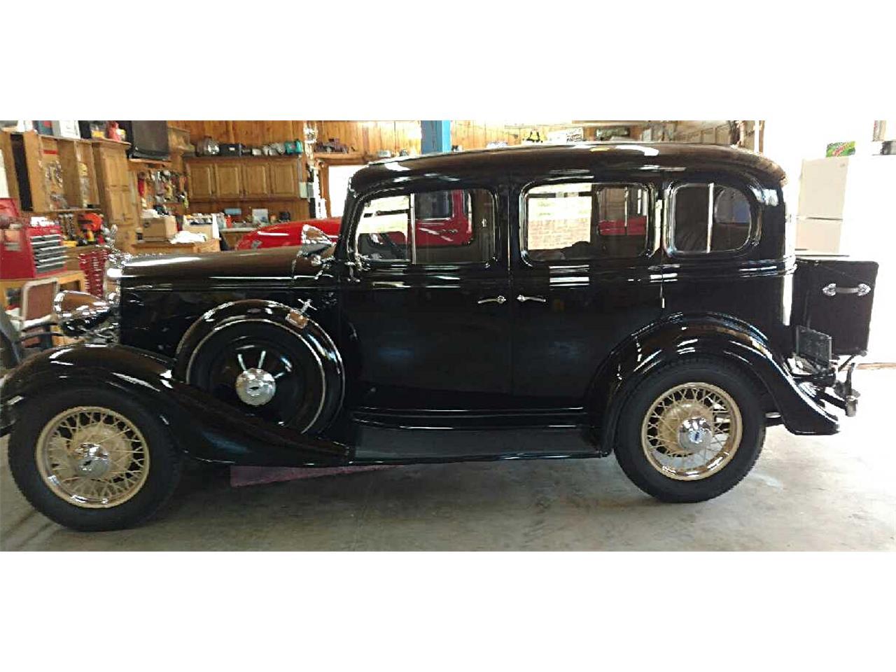 Large Picture of 1933 Chevrolet Sedan - $55,000.00 - LEWO