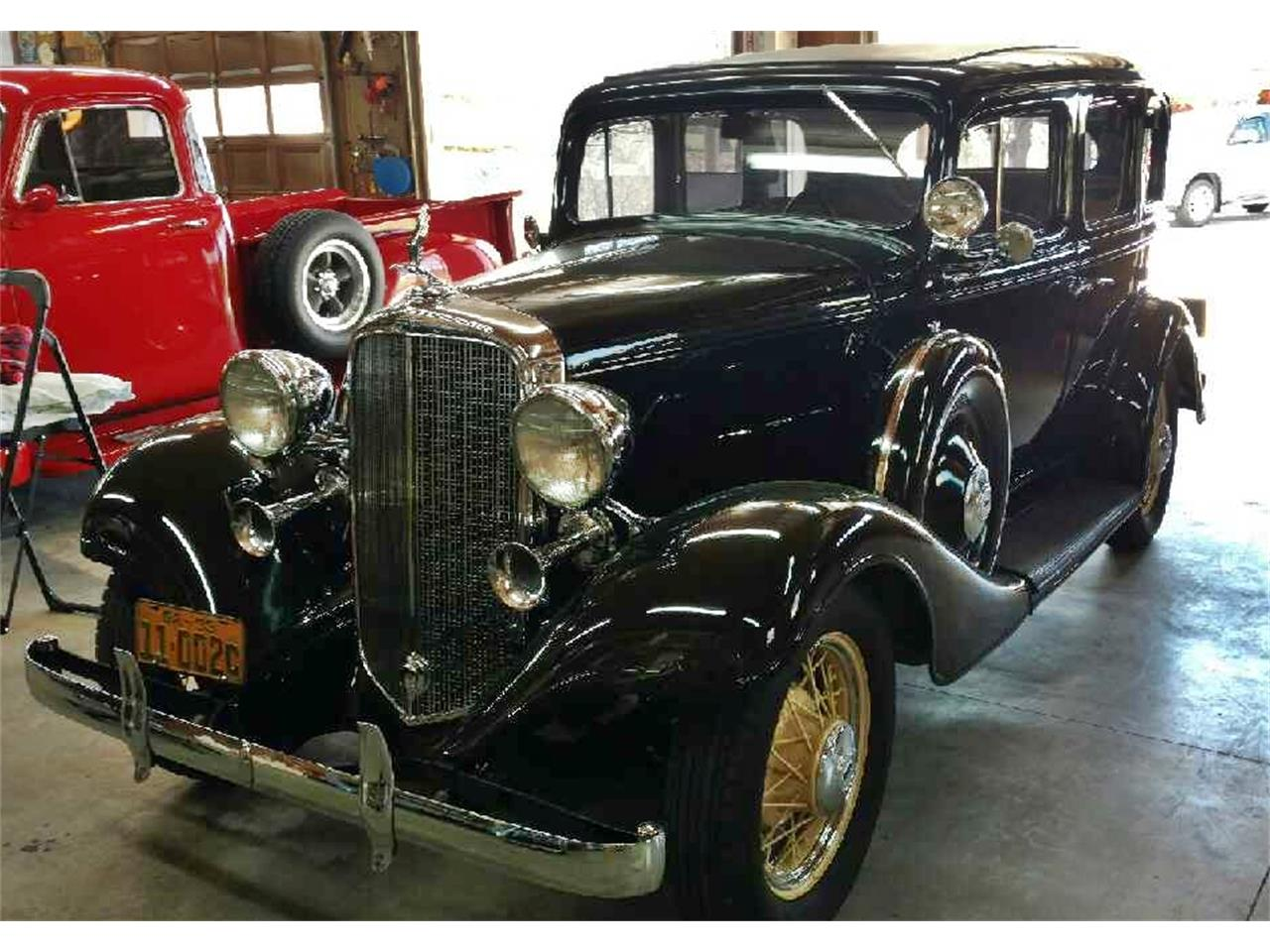 Large Picture of '33 Sedan located in Alpharetta Georgia Offered by Muscle Car Jr - LEWO