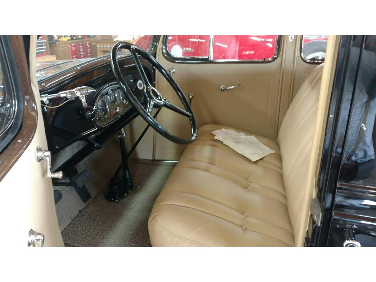 Large Picture of Classic 1933 Sedan - $55,000.00 Offered by Muscle Car Jr - LEWO