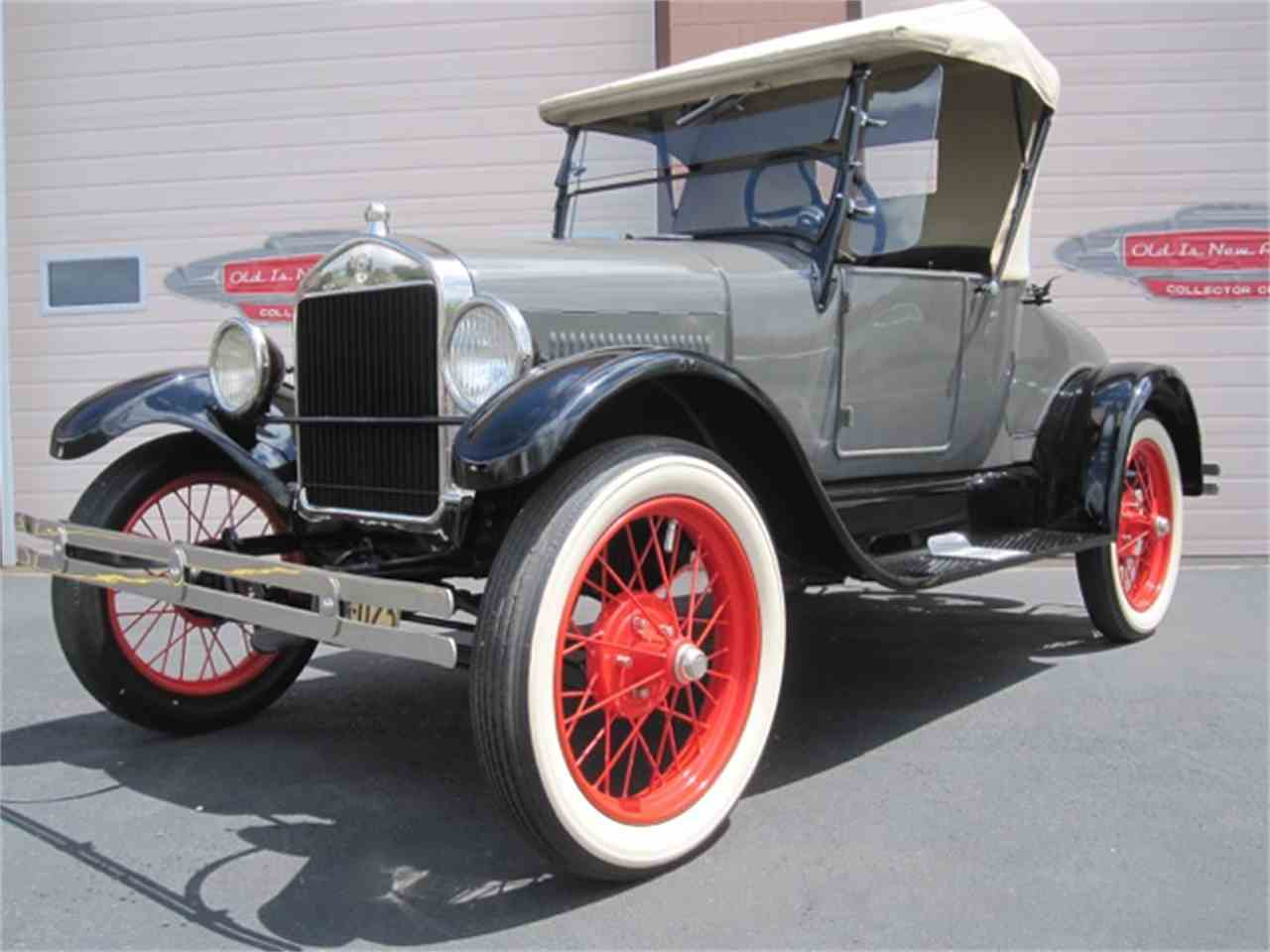1927 Ford Model T for Sale | ClassicCars.com | CC-999109
