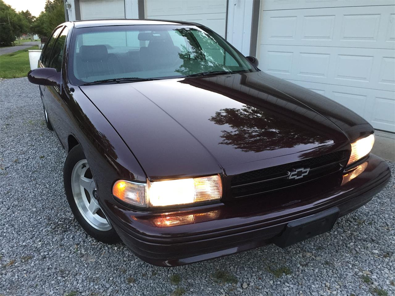 Large Picture of '96 Impala SS - LEX3
