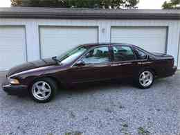 Picture of '96 Chevrolet Impala SS - LEX3