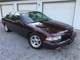 Picture of '96 Impala SS located in Eldorado Illinois - $17,000.00 - LEX3