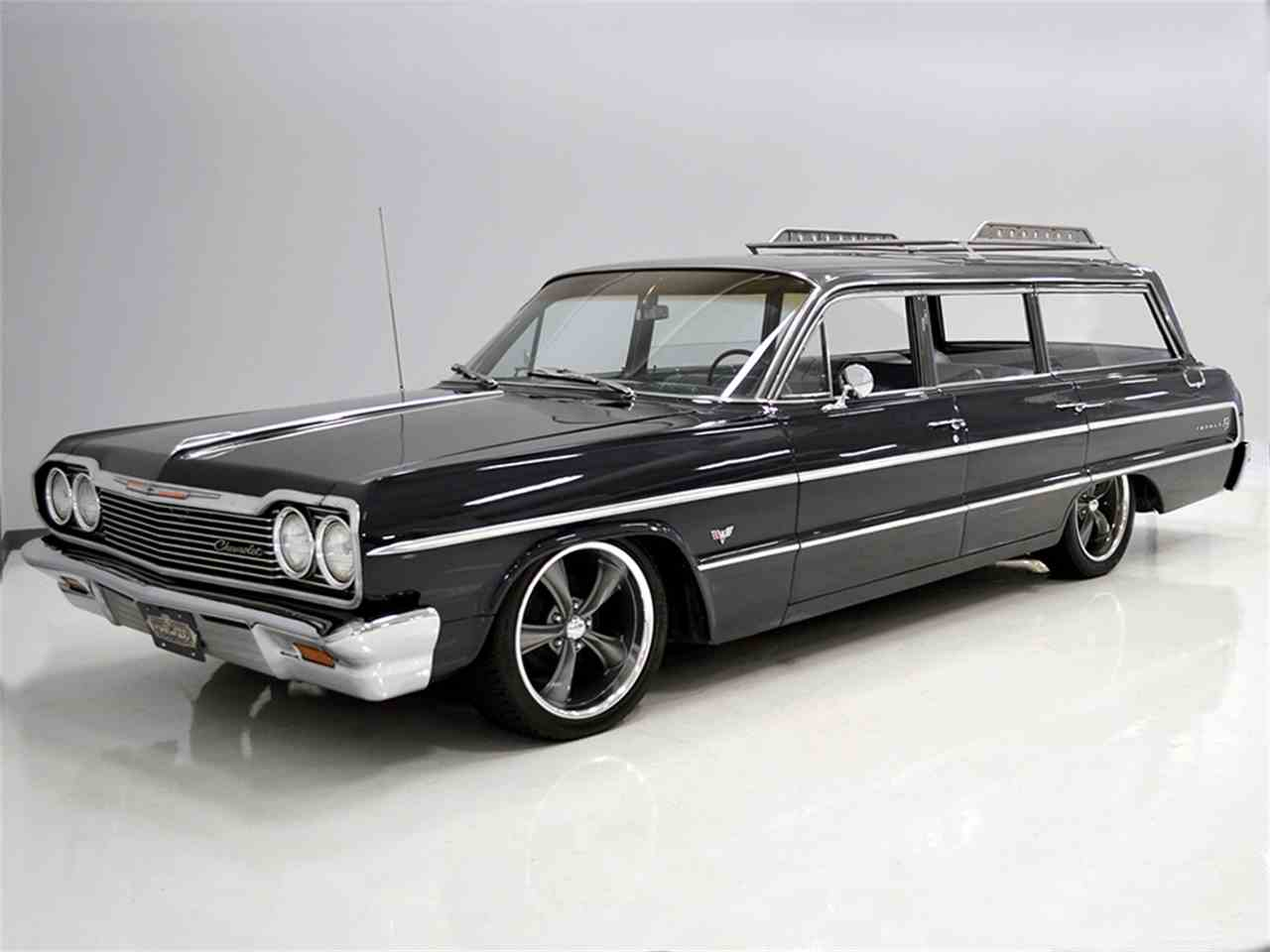 Large Picture of '64 Impala Offered by Harwood Motors, LTD. - LEX8