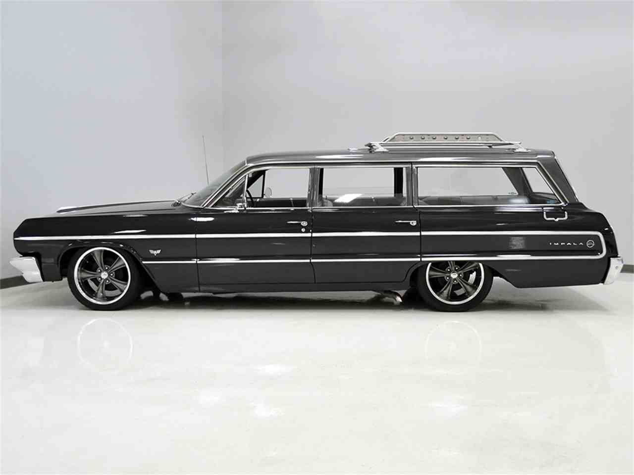 Large Picture of '64 Chevrolet Impala - $22,900.00 - LEX8
