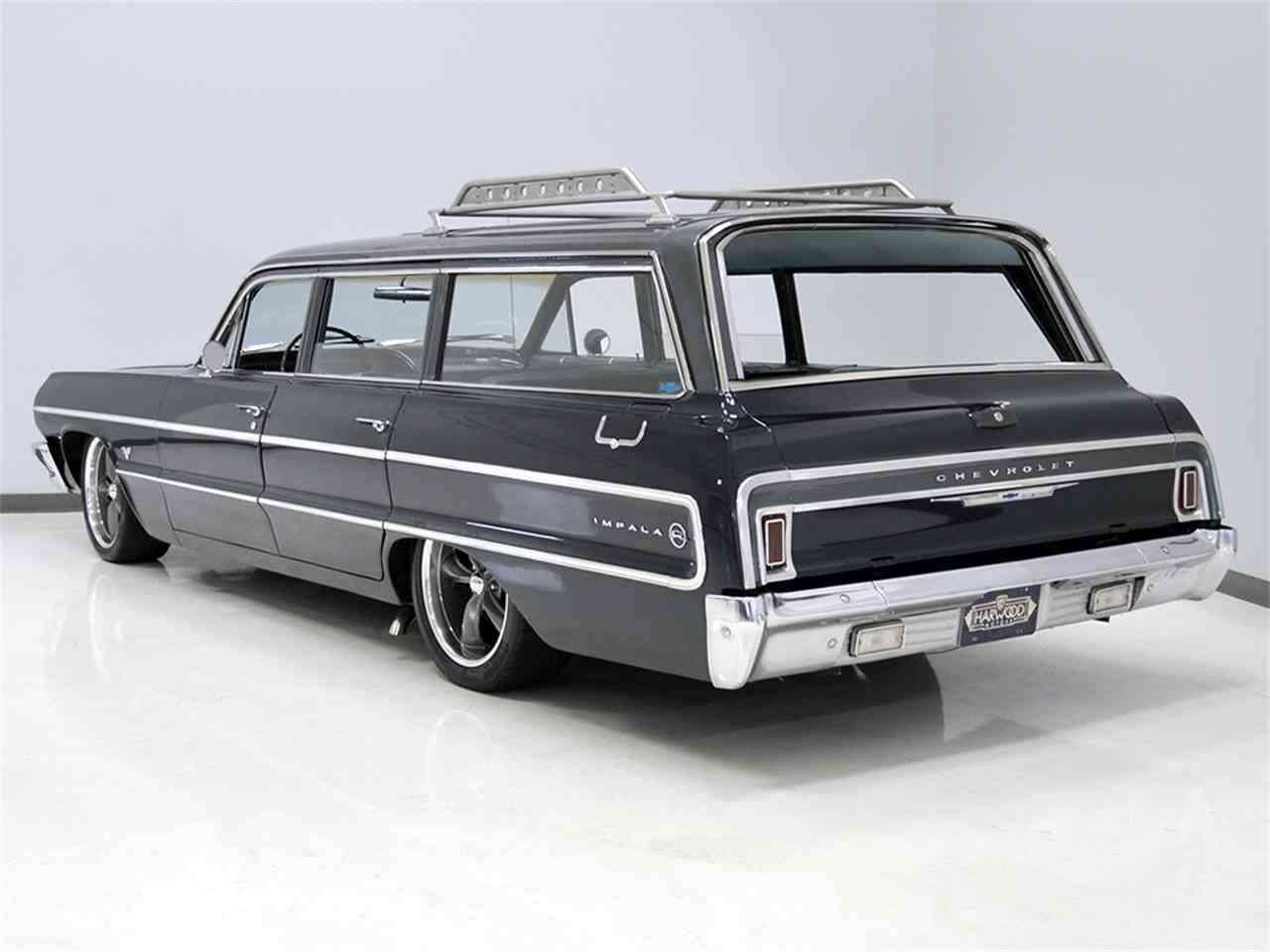 Large Picture of Classic 1964 Impala located in Ohio Offered by Harwood Motors, LTD. - LEX8