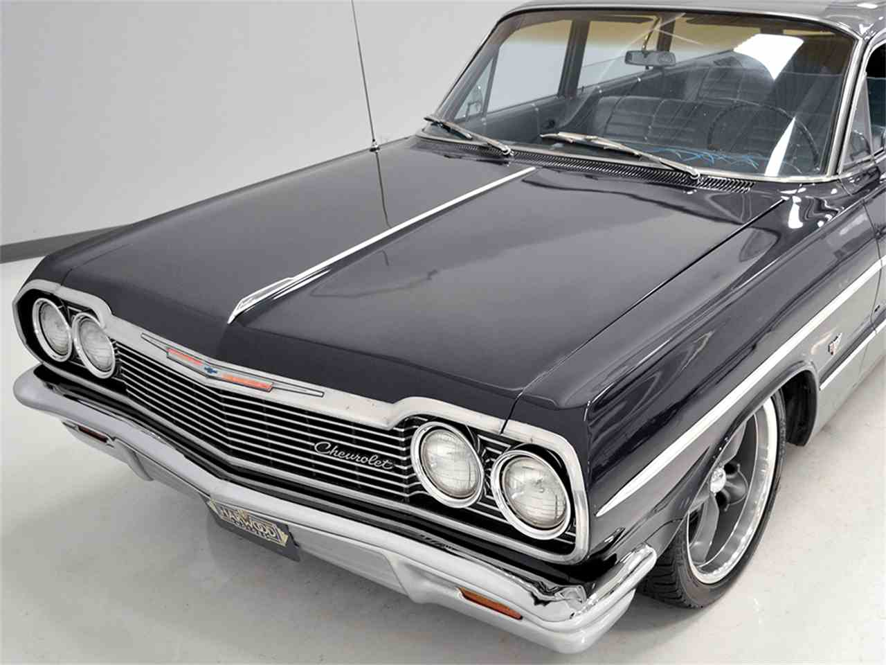 Large Picture of '64 Chevrolet Impala - $22,900.00 Offered by Harwood Motors, LTD. - LEX8