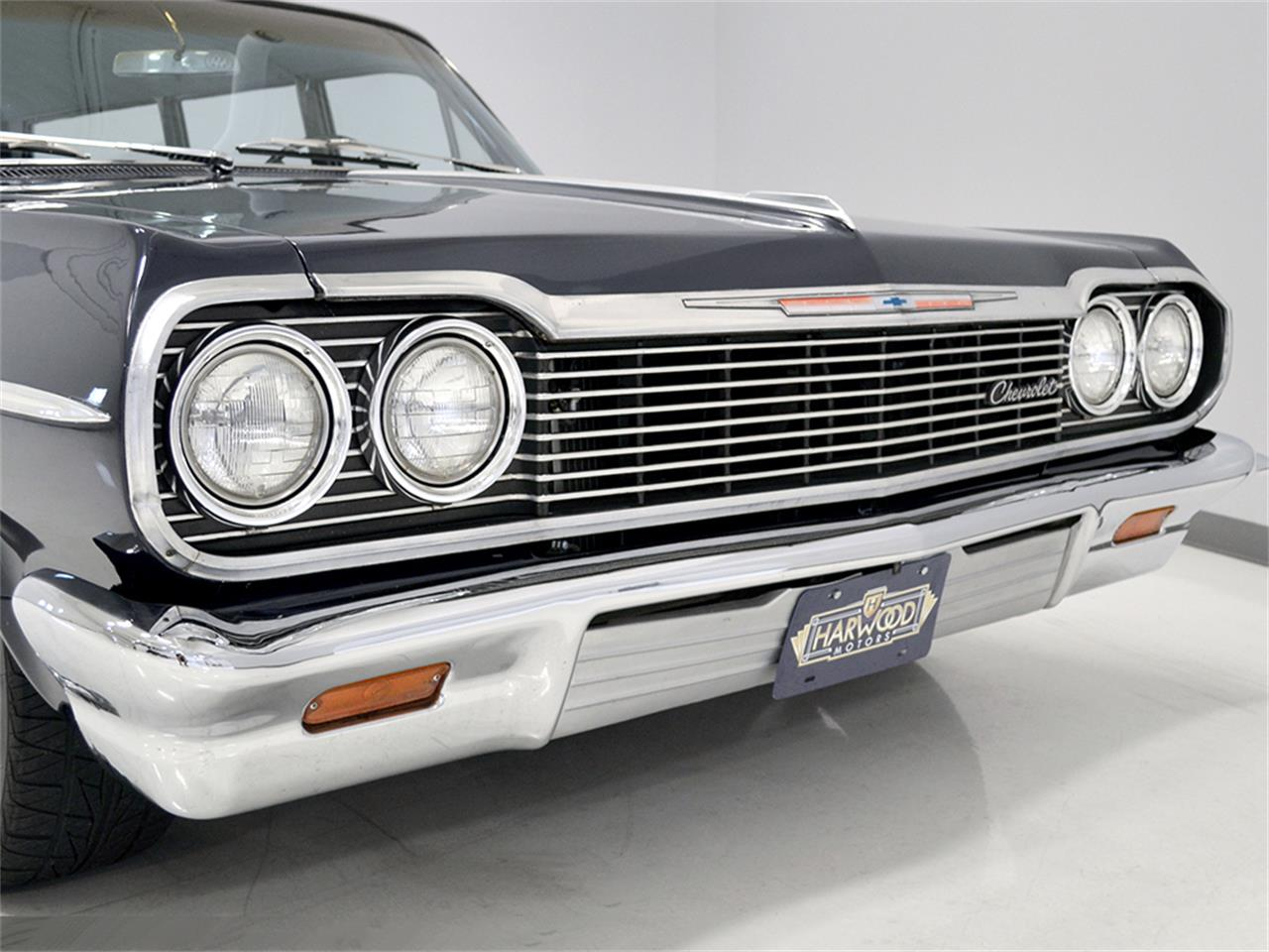 Large Picture of Classic '64 Chevrolet Impala located in Ohio - $22,900.00 Offered by Harwood Motors, LTD. - LEX8