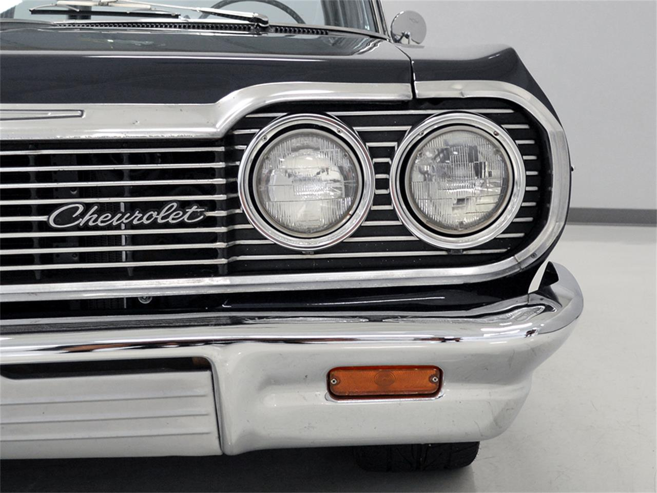 Large Picture of Classic '64 Chevrolet Impala located in Ohio Offered by Harwood Motors, LTD. - LEX8
