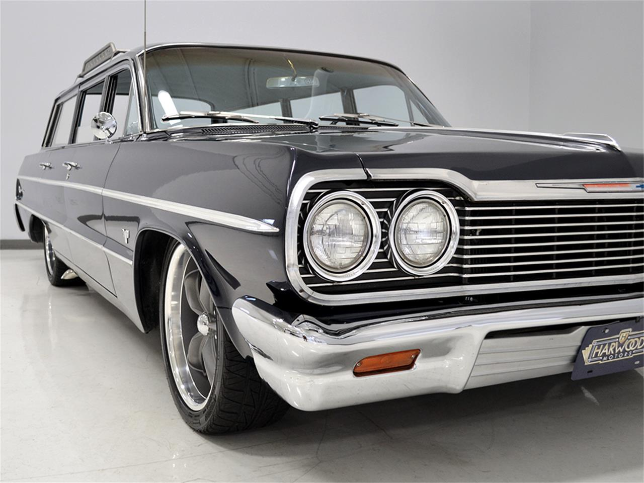 Large Picture of Classic 1964 Impala located in Macedonia Ohio - $22,900.00 Offered by Harwood Motors, LTD. - LEX8