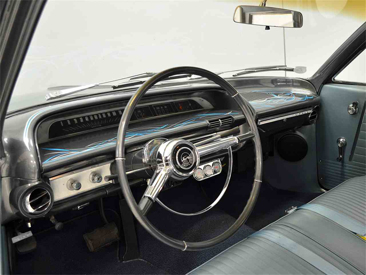 Large Picture of 1964 Impala - $22,900.00 Offered by Harwood Motors, LTD. - LEX8