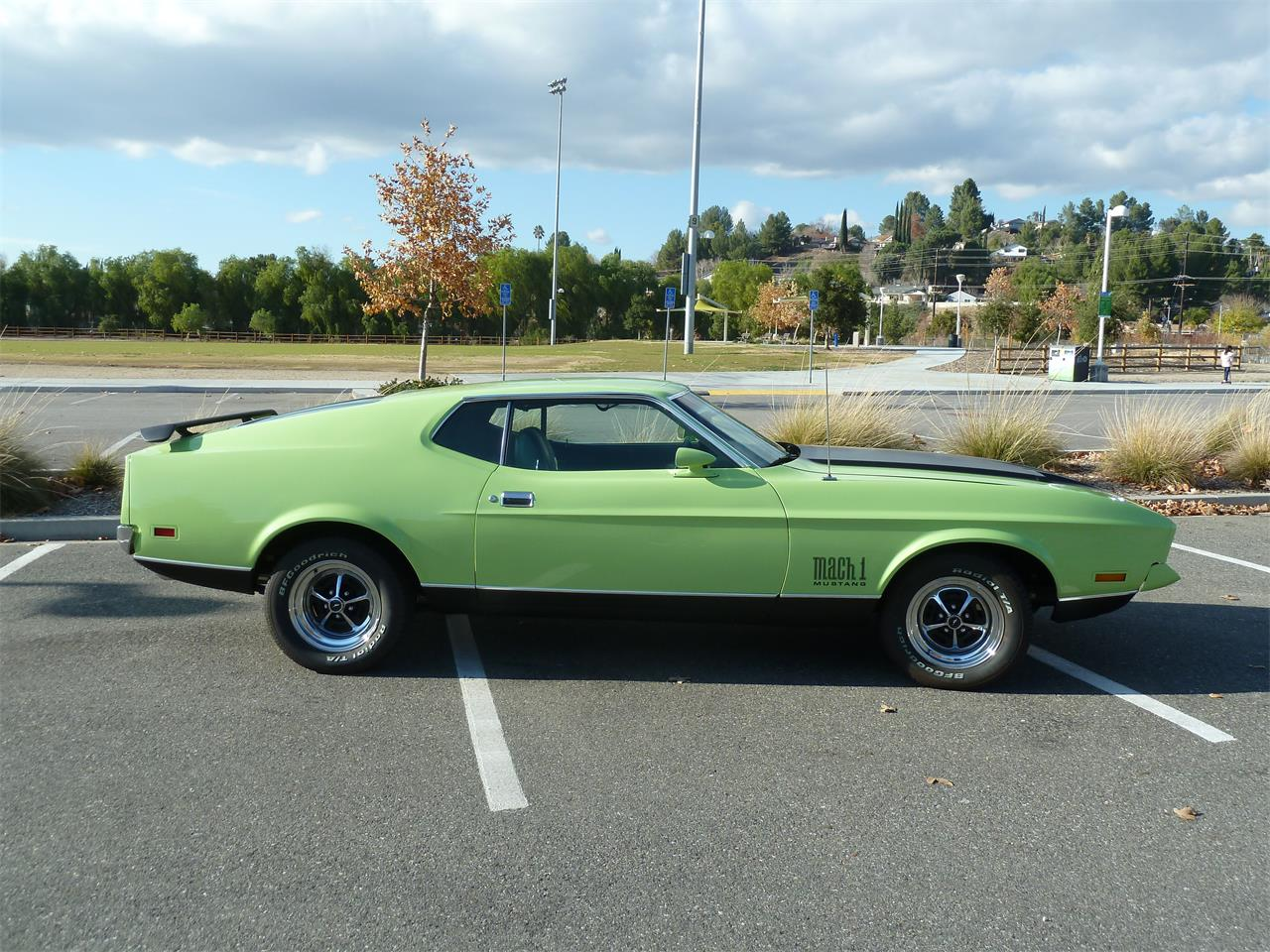 Large Picture of '71 Ford Mustang Mach 1 located in Saugus California - $24,950.00 Offered by a Private Seller - LEX9