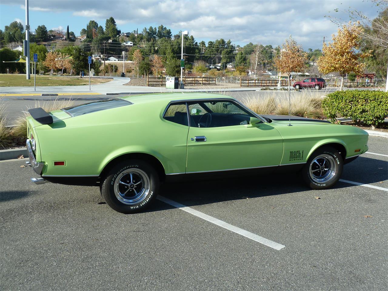 Large Picture of 1971 Mustang Mach 1 - $24,950.00 Offered by a Private Seller - LEX9