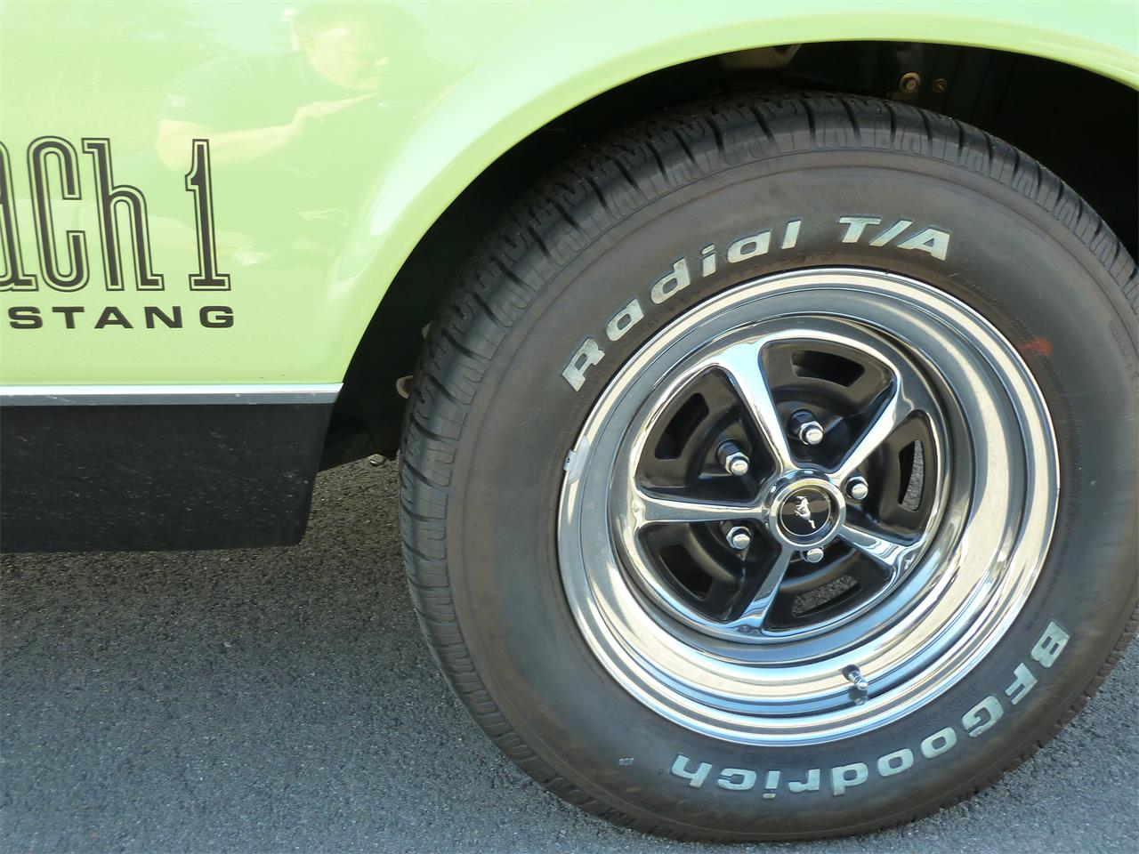 Large Picture of '71 Mustang Mach 1 located in Saugus California Offered by a Private Seller - LEX9
