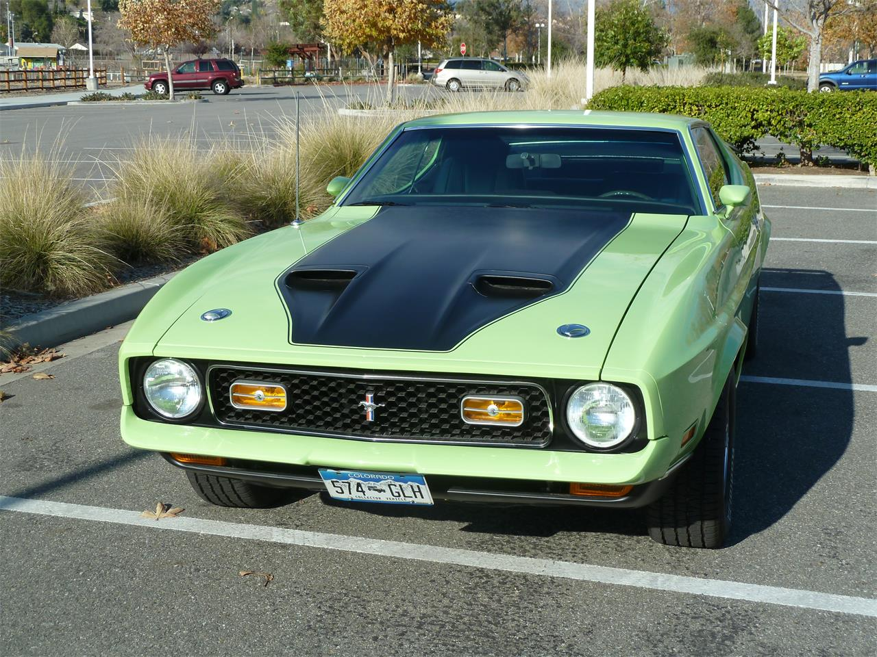Large Picture of 1971 Ford Mustang Mach 1 - $24,950.00 Offered by a Private Seller - LEX9