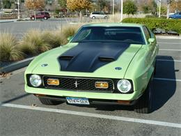 Picture of Classic 1971 Mustang Mach 1 located in Saugus California - LEX9