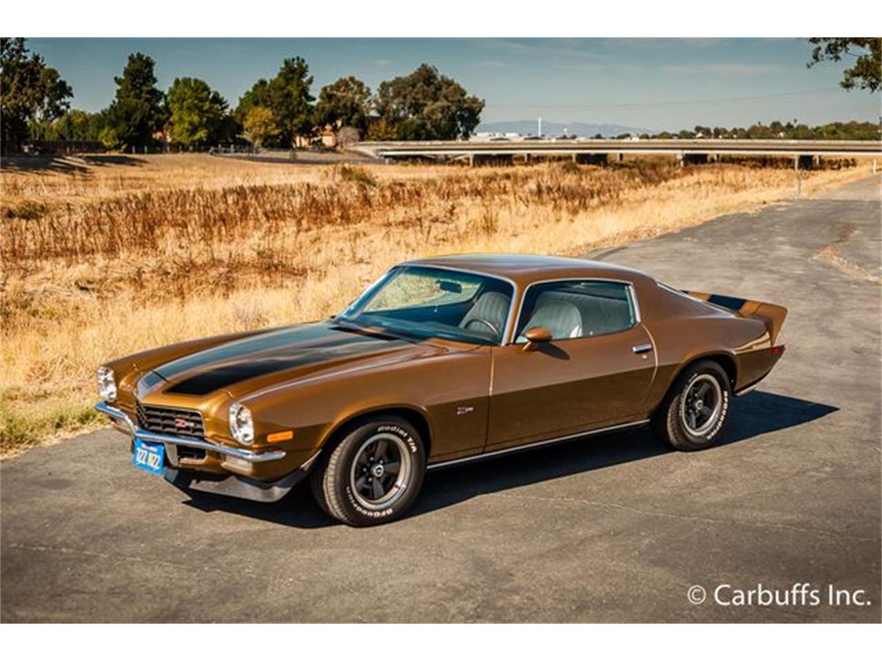 1972 Chevrolet Camaro For Sale Classiccars Com Cc 999124