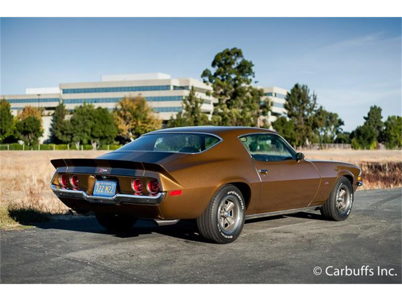 1972 Chevrolet Camaro For Sale Classiccars Com Cc 999124