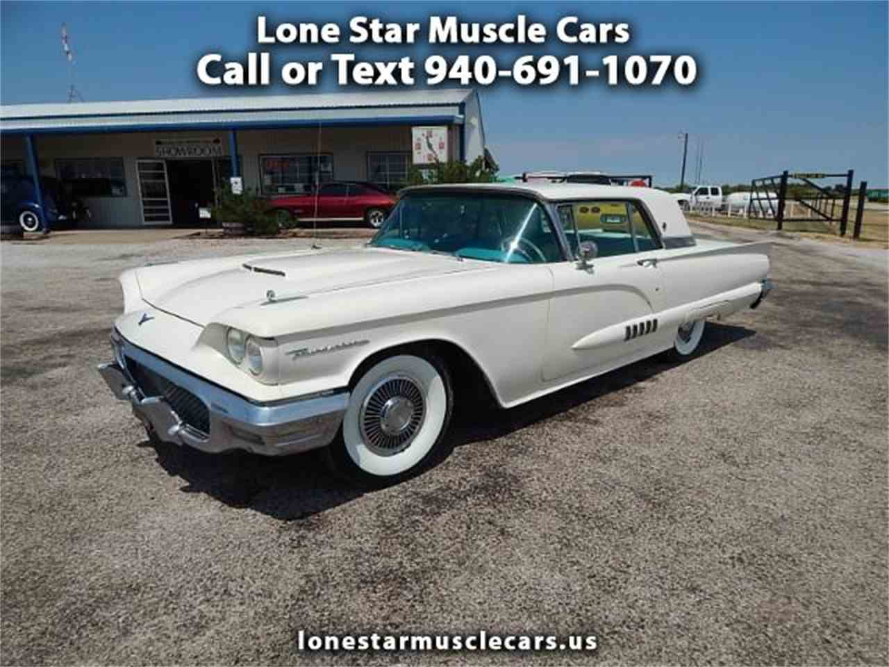 Large Picture of '58 Thunderbird - L8LD