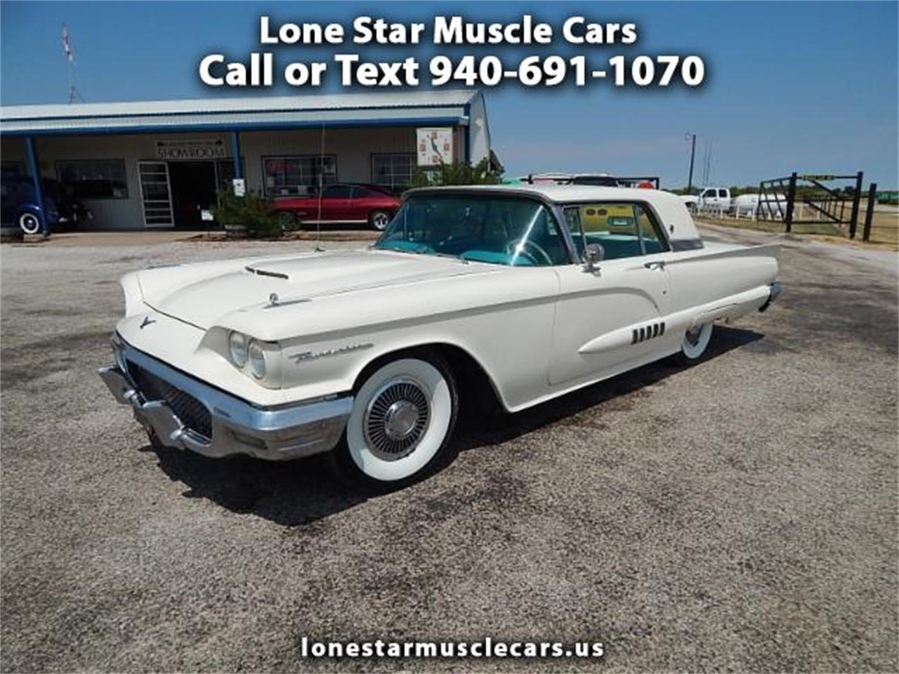 Large Picture of Classic '58 Ford Thunderbird - L8LD
