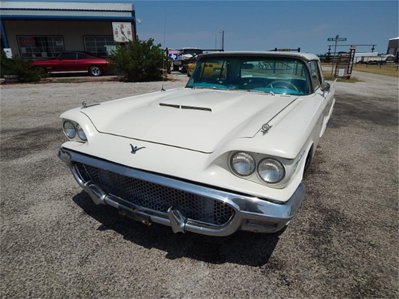 Large Picture of '58 Thunderbird located in Texas - $14,900.00 Offered by Lone Star Muscle Cars - L8LD