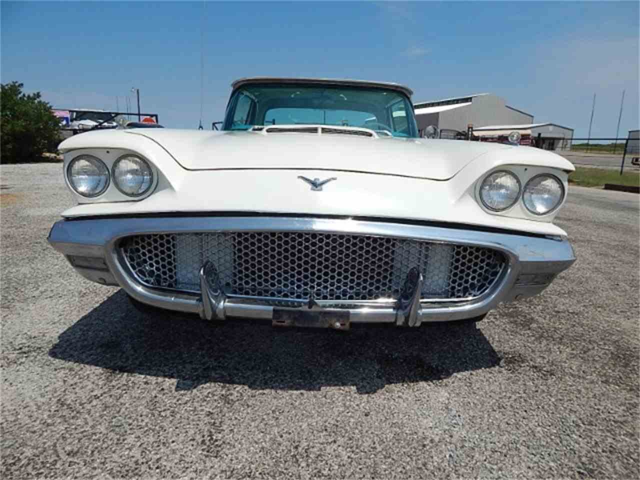 Large Picture of Classic '58 Thunderbird - L8LD