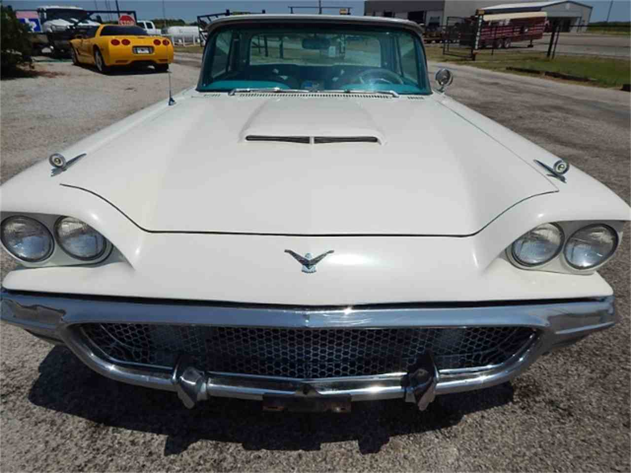 Large Picture of 1958 Thunderbird - L8LD