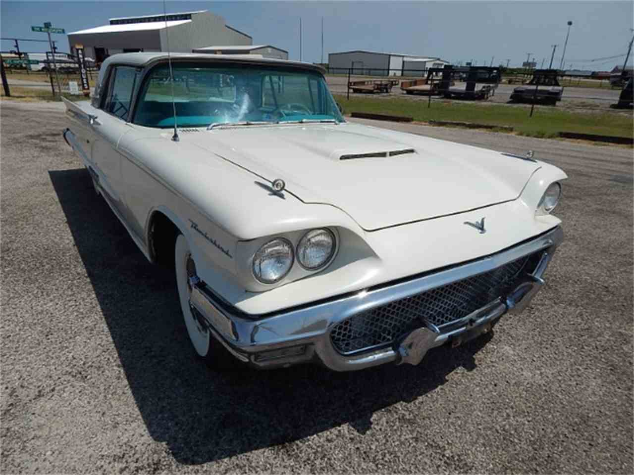 Large Picture of '58 Ford Thunderbird - L8LD