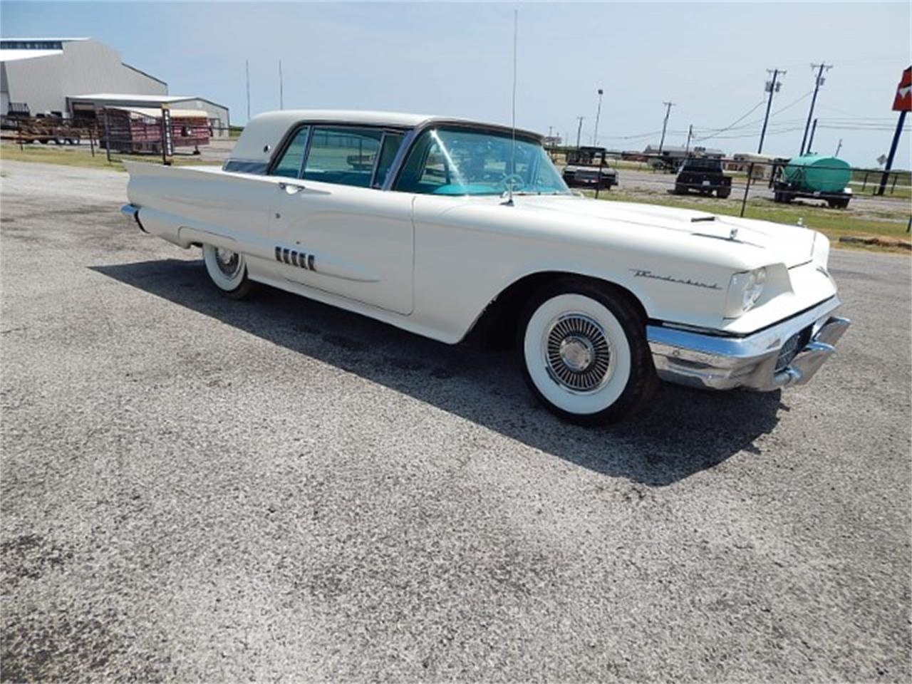 Large Picture of Classic 1958 Ford Thunderbird located in Wichita Falls Texas - $14,900.00 - L8LD