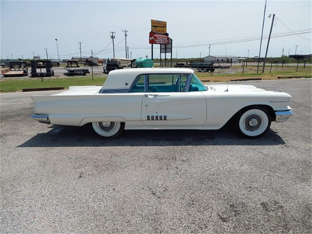 Large Picture of 1958 Ford Thunderbird located in Texas - $14,900.00 Offered by Lone Star Muscle Cars - L8LD