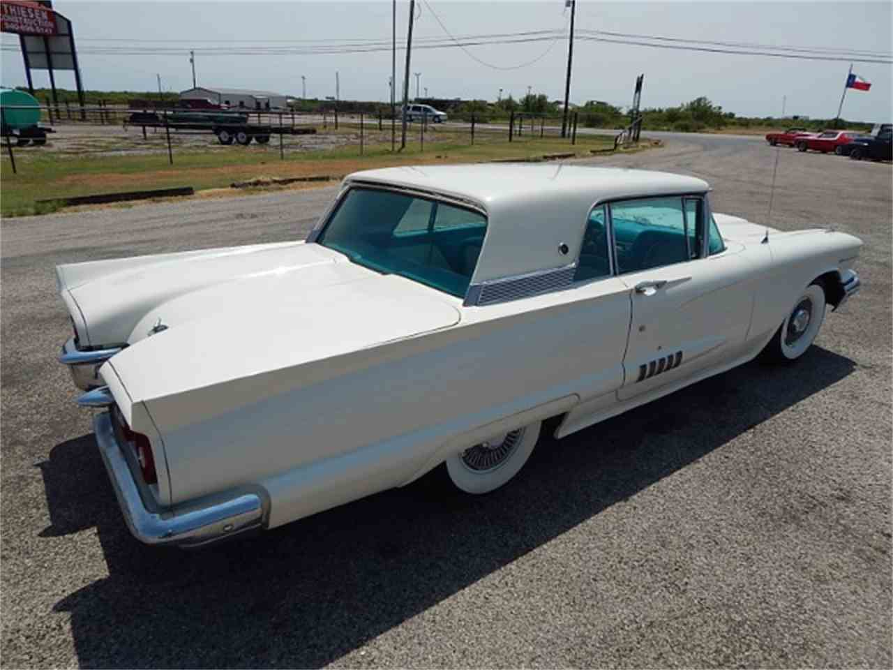 Large Picture of 1958 Ford Thunderbird located in Texas - $14,900.00 - L8LD