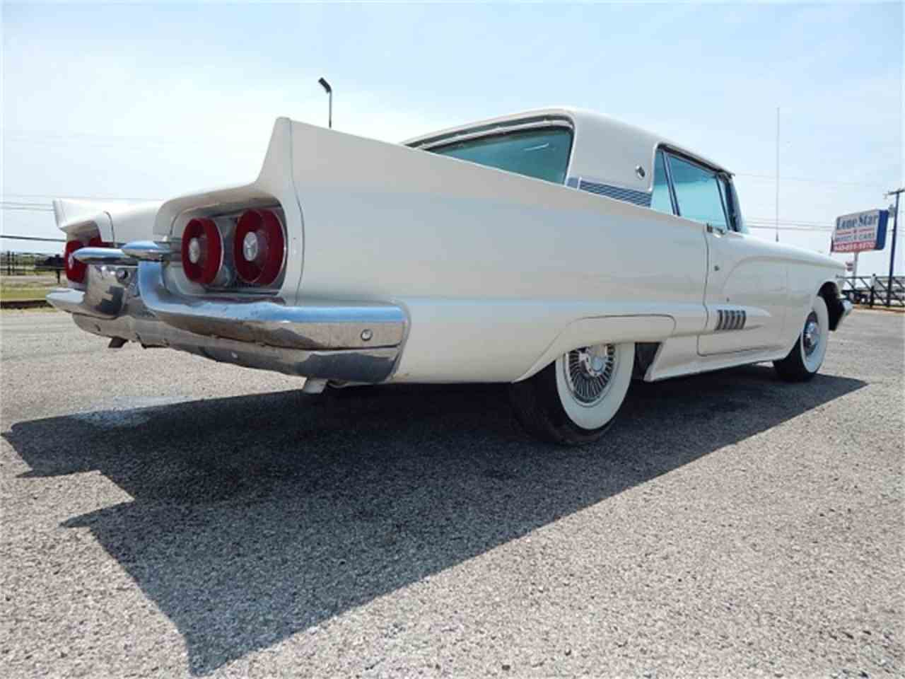 Large Picture of 1958 Ford Thunderbird Offered by Lone Star Muscle Cars - L8LD
