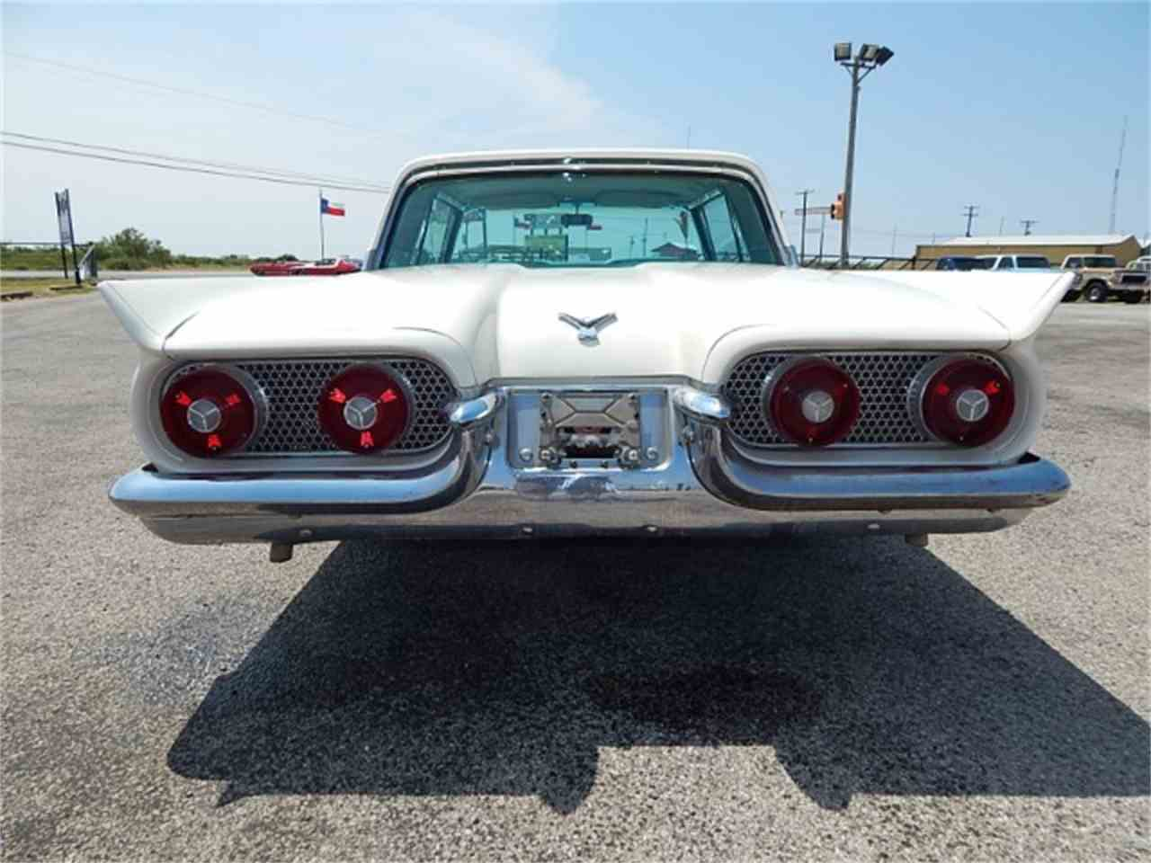 Large Picture of Classic '58 Ford Thunderbird located in Wichita Falls Texas - $14,900.00 - L8LD
