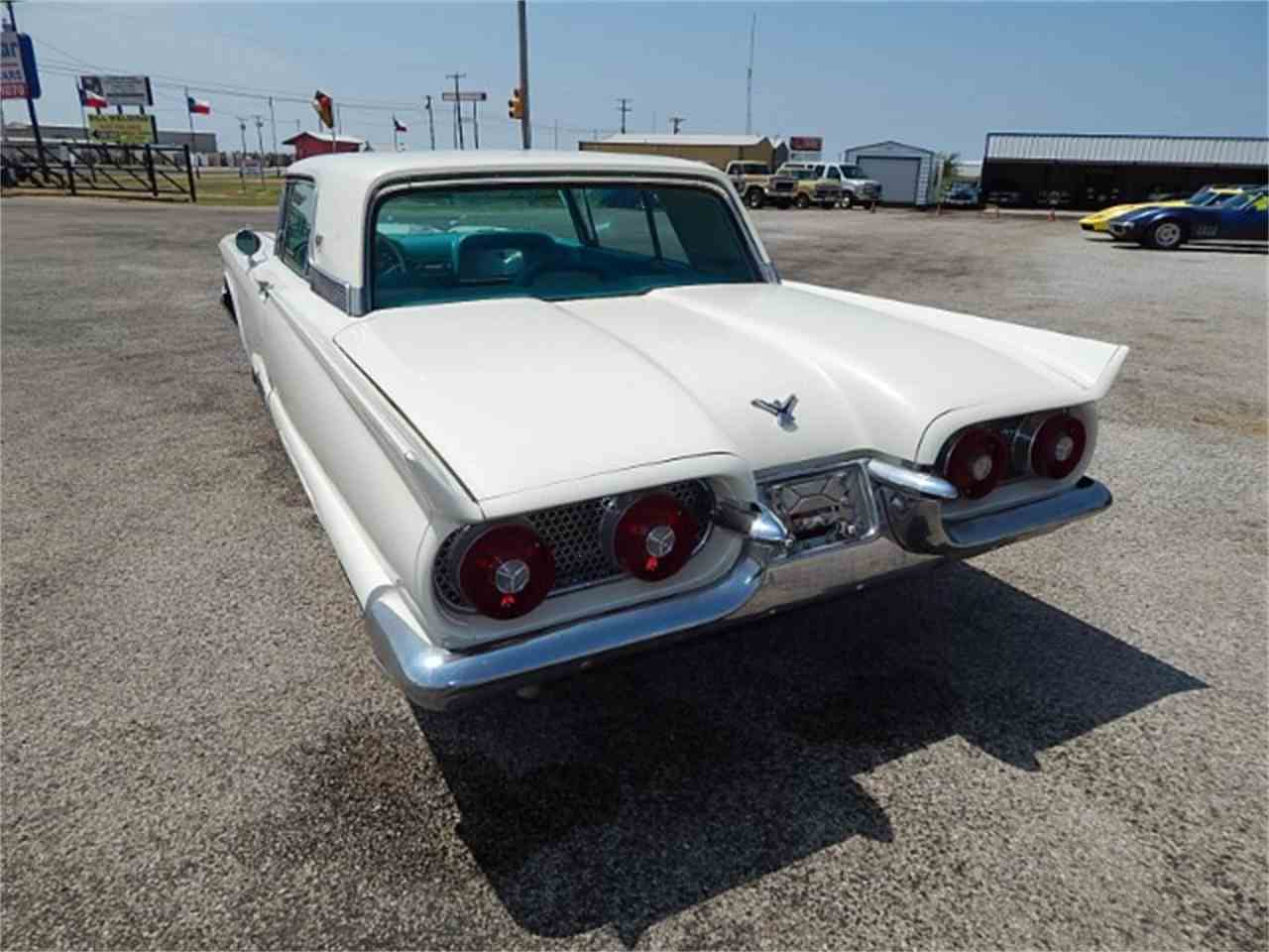 Large Picture of Classic '58 Ford Thunderbird - $14,900.00 Offered by Lone Star Muscle Cars - L8LD